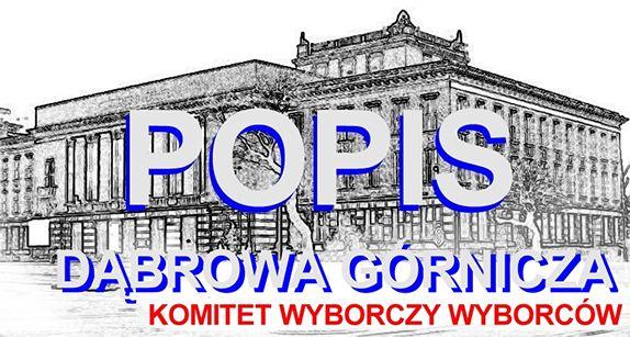 POPIS Dąbrowa Górnicza - KOMITET WYBORCZY WYBORCÓW